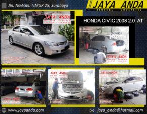 HONDA CIVIC 2008 2.0