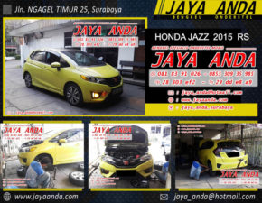 HONDA JAZZ 2015 RS Kuning dn