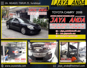TOYOTA CAMRY 2006 bl