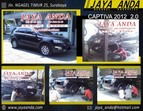 Chevrolet Captiva 2012 2.0