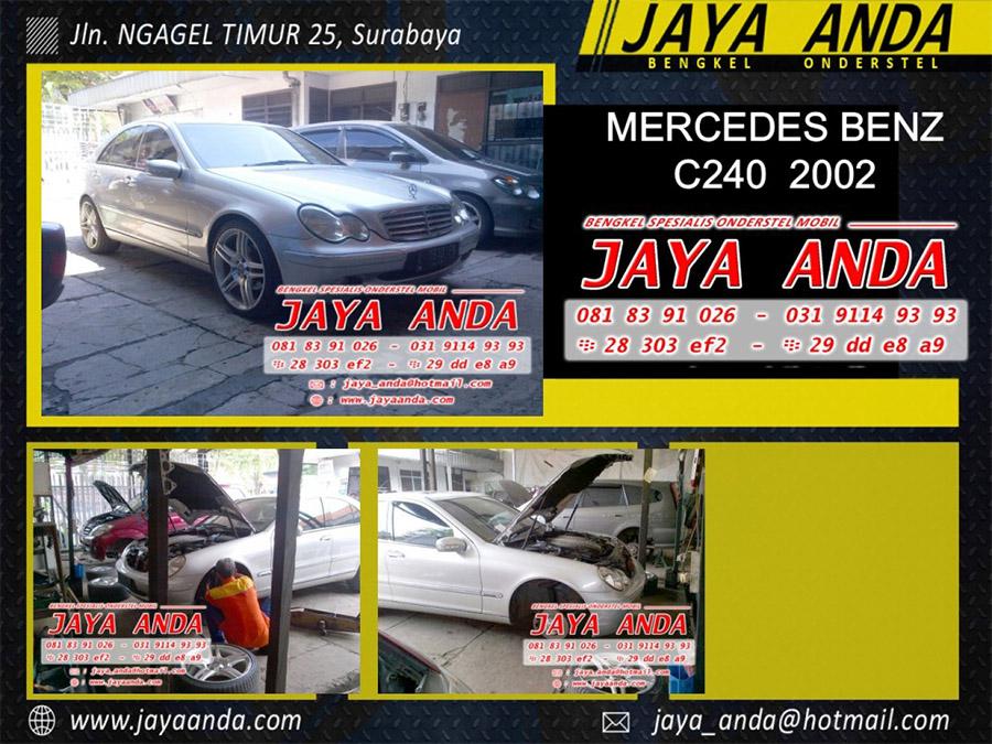 Bengkel Onderstel Mercy Surabaya