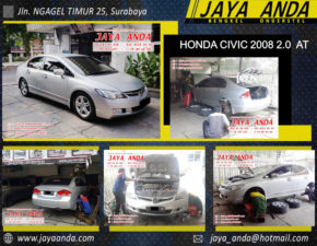 HONDA CIVIC 2008 2.0