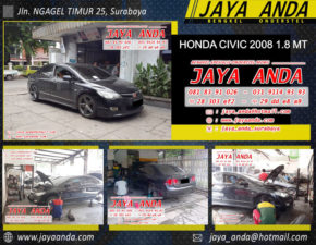 HONDA CIVIC 2008 yuda