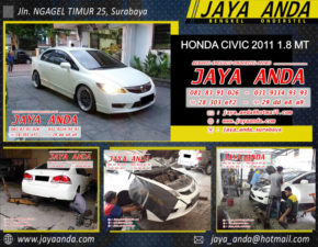 HONDA CIVIC 2011 Putih