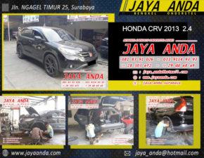 HONDA CRV 2013 hitam