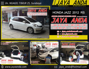 HONDA JAZZ 2012 RS Putih