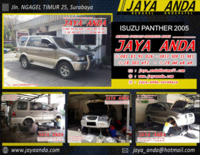 ISUZU PANTHER 2005 Touring