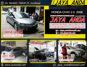 HONDA CIVIC 2.0 2006 Grey